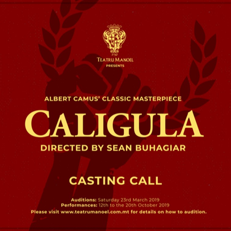 AUDITIONS Caligula
